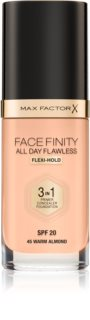 Max Factor Facefinity All Day Flawless hosszan tartó make-up SPF 20