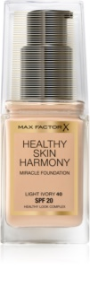 Max Factor Healthy Skin Harmony Liquid Foundation SPF 20