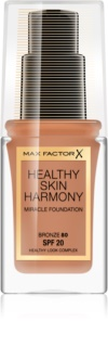 Max Factor Healthy Skin Harmony folyékony make-up SPF 20