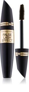 Max Factor False Lash Effect Waterproef Mascara voor Volume en Gescheiden Wimpers