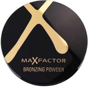 Max Factor Bronzing Powder Bronzing Poeder