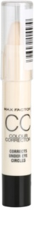 Max Factor Colour Corrector Concealer gegen die Unvollkommenheiten der Haut
