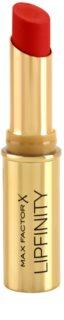 Max Factor Lipfinity стойкая помада для губ с увлажняющим эффектом