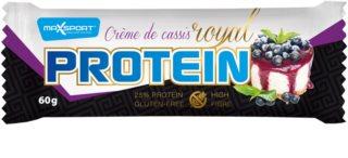 Max Sport Royal Protein Bar černý rybíz
