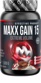 Maxxwin MAXX GAIN 15 čokoláda doplněk stravy pro rychlý nárůst svalové hmoty