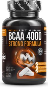 Maxxwin BCAA 4000 STRONG FORMULA regenerace a růst svalů