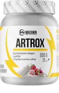 Maxxwin Artrox kloubní výživa  příchuť raspberry