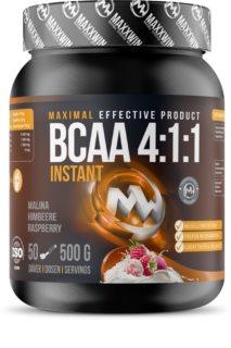 Maxxwin BCAA 4:1:1 Instant regenerace a růst svalů  raspberry