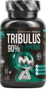 Maxxwin TRIBULUS 90% PIPERINE doplněk stravy pro zvýšení hladiny testosteronu