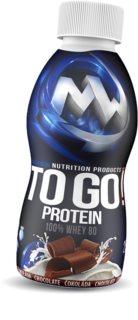 Maxxwin  PROTEIN TO GO!  syrovátkový protein  chocolate