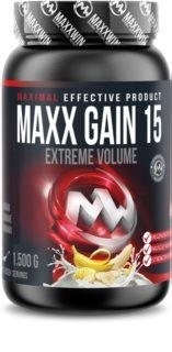 Maxxwin MAXX GAIN 15 banán doplněk stravy pro rychlý nárůst svalové hmoty