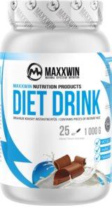 Maxxwin Diet drink čokoláda doplněk stravy  při redukci hmotnosti