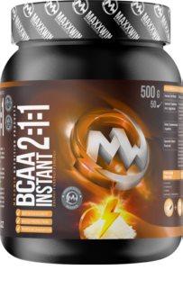 Maxxwin BCAA 2:1:1 Instant regenerace a růst svalů  energy