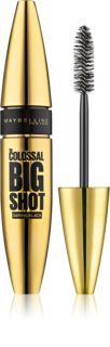 Maybelline The Colossal Big Shot Daring Black Volumen-Mascara in extra Schwarz