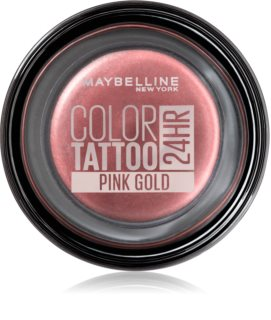 Maybelline Color Tattoo sombras gelatinosas