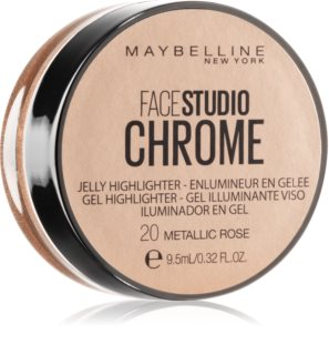 Maybelline Face Studio Chrome Jelly Highlighter