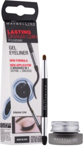 Maybelline Eyeliner Lasting Drama™ tartós zselés szemhéjtus