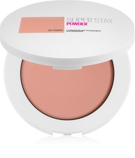 Maybelline SuperStay 24H Long-Lasting Waterproof Powder