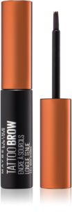 Maybelline Tattoo Brow Semi-Permanent Eyebrow Gel