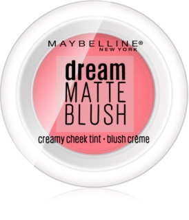 Maybelline Dream Matte Blush colorete cremoso matificante