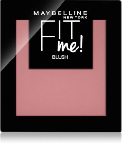 Maybelline Fit Me! Blush румяна