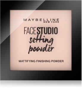 Maybelline Face Studio матираща пудра за всички типове кожа на лицето