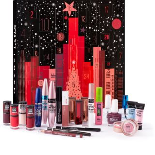 Maybelline Christmas calendario dell'Avvento
