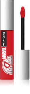 Maybelline x Marvel SuperStay Matte Ink labial líquido mate de larga duración