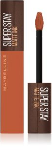 Maybelline SuperStay Matte Ink Coffee Edition