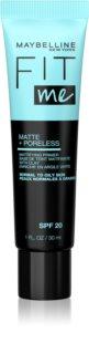 Maybelline Fit Me! Matte+Poreless matující podkladová báze pod make-up