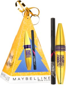 Maybelline The Colossal Big Shot coffret cadeau