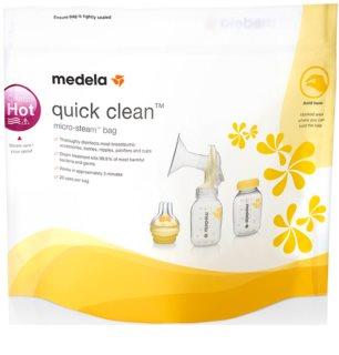 Medela Quick Clean™  sterilizační sáčky