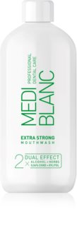 MEDIBLANC Extra Strong enjuague bucal extra fuerte