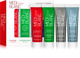 MEDIBLANC Dental Care conjunto de cuidado dental