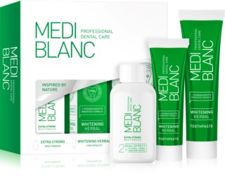 MEDIBLANC Dental Care conjunto de cuidado dental II.