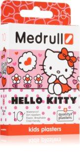 Medrull Dětská náplast Hello Kitty dětská voděodolná náplast