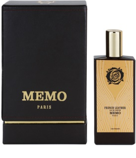 Memo French Leather Eau de Parfum sample Unisex