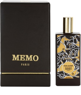 Memo Irish Leather eau de parfum unissexo