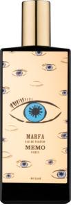 Memo Marfa eau de parfum unissexo 75 ml