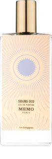 Memo Shams Oud eau de parfum unissexo