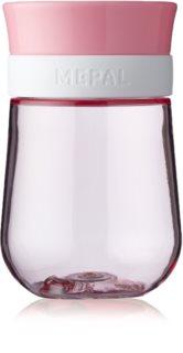 Mepal Mio Pink tréninková sklenice 360° 9m+