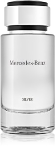 Mercedes-Benz For Men Silver eau de toilette uraknak