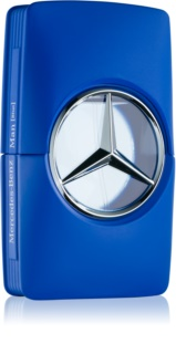 Mercedes-Benz Man Blue eau de toilette uraknak