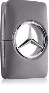 Mercedes-Benz Man Grey Eau de Toilette for Men