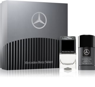 Mercedes-Benz Select Gift Set II. for Men