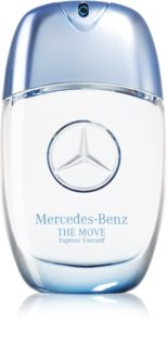 Mercedes-Benz The Move Express Yourself Eau de Toilette pentru bărbați