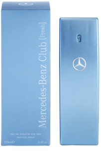 Mercedes-Benz Club Fresh eau de toilette sample for Men