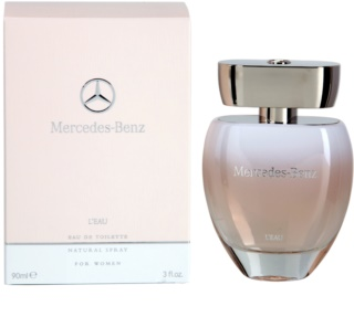 Mercedes-Benz Mercedes Benz L'Eau eau de toilette sample for Women