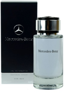 Mercedes-Benz Mercedes Benz eau de toilette sample for Men