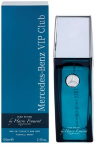 Mercedes-Benz VIP Club Pure Woody eau de toilette sample for Men